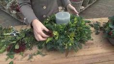 Een sfeervol kerststuk maken met de tips van Intratuin Halsteren!