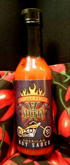 Chopper Chilie Hot Sauce