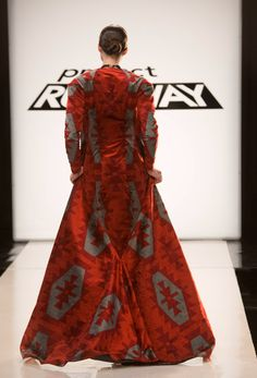 Project Runway Season 13 Rate the Runway Korina Emmerich Episode 7 Look.  Tim certainly gave her good advice.