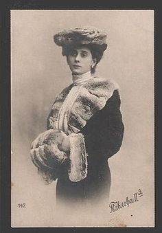 Anna Pavlova, ca. 1905. the man who she devotedly loved – Victor andré. accusations were made that he embezzled public money and was threatened with debtor's prison. Anna Pavlova suddenly signed a very oppressive contract with an agency in London and paid off Dandré's debt, after which he became her lifetime impresario, and as he confessed after her death, her husband. However, documents were never produced to confirm his claims.