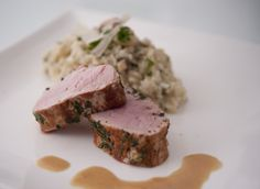 Kraut, Tuna, Steak, Beef, 2d, Pork Tenderloins, Meat, Risotto Recipes, Fungi