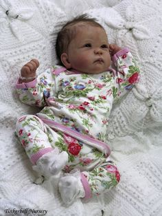Lily by Linda Murray - Pre-Order - Online Store - City of Reborn Angels Supplier of Reborn Doll Kits and Supplies