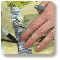 Sewing how-to video: The Art of Landscape Quilting by Nancy Zieman