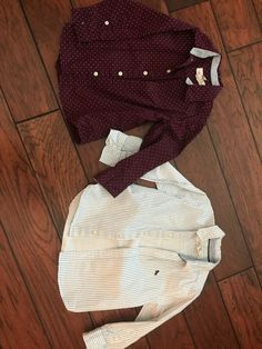 6 Years Purple// White Checked Shirt BNWOT US Polo Assn Boys Age 6 Months