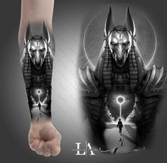 Discover recipes, home ideas, style inspiration and other ideas to try. Tattoo Design Drawings, Tattoo Sleeve Designs, Tattoo Sketches, Tattoo Designs Men, Sleeve Tattoos, Egypt Tattoo Design, Wolf Tattoos, Forearm Tattoos, Body Art Tattoos