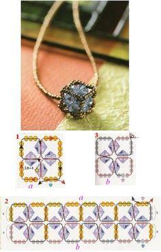 beads cube