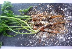 Carrots with white chocolate - Bo Bech