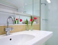 Pulizia del bagno con prodotti naturali  ♥