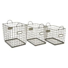 Decorative Accents : Decorative Boxes & Baskets   Hayneedle.com