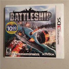 Battleship Nintendo 3DS Video Game - Mercari: Anyone can buy & sell