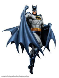 Jose Luis Garcia-Lopez digitally painted style guide Batman art