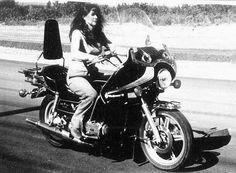 First motorcycle Honda Goldwing 1000 Utah