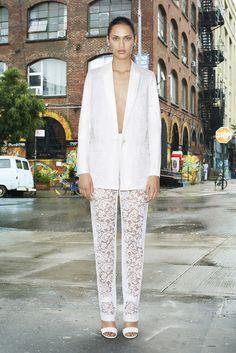 Resort 2014 Trend: The Amazing Lace (Givenchy Resort 2014) [Courtesy Photo]