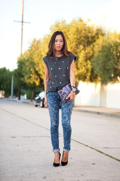 Song of Style: Mixing Materials and Prints