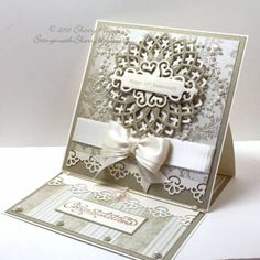 50th Anniversary Card by SoSherry - Cards and Paper Crafts at Splitcoaststampers