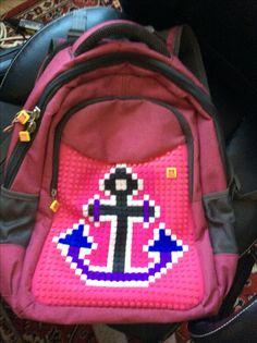 My schoolbag. Pixie crew :Claire: