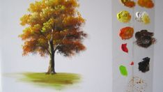 In this oil painting tutorial I'll show you how to paint detailed trees in a landscape scene. I'll share the oil painting techniques I use to paint photoreal. Acrylic Painting Trees, Acrylic Painting For Beginners, Simple Acrylic Paintings, Acrylic Painting Techniques, Painting Videos, Acrylic Art, Painting & Drawing, Watercolor Paintings, Decorative Paintings