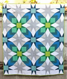 The Glenda Quilt Pattern