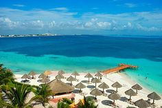 Cozumel, and yes, it is that beautiful!