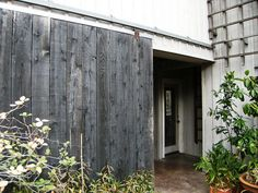Moore House, Sea Ranch, Container Design, Home Studio, Home Interior Design, Mid-century Modern, Entryway, Shed, Mid Century