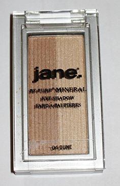 Jane Be Pure Mineral Eye Shadow 04 Dune by Jane Cosmetics ** You can get more details by clicking on the image.