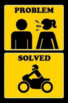 Problem -> Solved