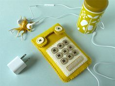 My brand new iPhone in my case! by hine, via Flickr