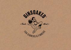 Logo Design für GINSOAKED