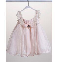Βαπτιστικό Φορεματάκι la joie 151513