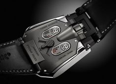 The Swiss watch manufacturer Urwerk has released a new limited version of its UR-202 model, the Urwerk White Shark Watch. The White Shark joins the Mexica