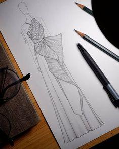 Fashion Design Sketches 851602610776547106 - Source by Fashion Drawing Tutorial, Fashion Illustration Tutorial, Fashion Figure Drawing, Fashion Model Drawing, Fashion Drawing Dresses, Fashion Illustration Dresses, Fashion Design Drawings, Fashion Sketches, Dress Fashion
