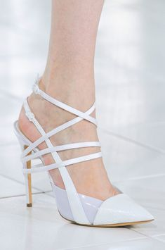 Zapatos de mujer - womens Shoes - Prabal Gurung Spring 2014 Runway Pictures - StyleBistro