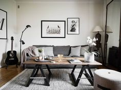 Small living in style - NordicDesign