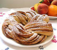 Estonian Bread Kringel
