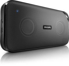 Philips wireless portable speaker BT3500B   Flickr - Photo Sharing!