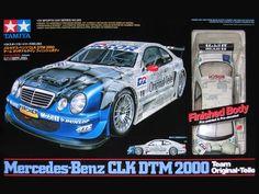 Boxart Mercedes-Benz CLK DTM 24263 Tamiya