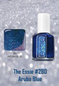 One of my favorite blue polishes of all time - so far!!!