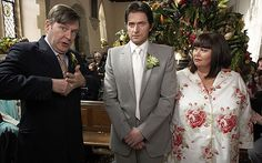 Dream wedding:  Married in his favorite PJ with Dalecks as bridesmaids!