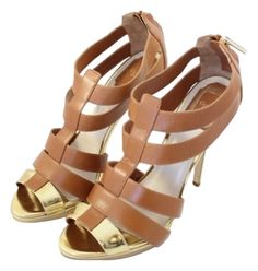 Dior Christian Women's Chevreau Strappy Sandal Size 40 (26868) Brown Pumps. Get the must-have pumps of this season! These Dior Christian Women's Chevreau Strappy Sandal Size 40 (26868) Brown Pumps are a top 10 member favorite on Tradesy. Save on yours before they're sold out!