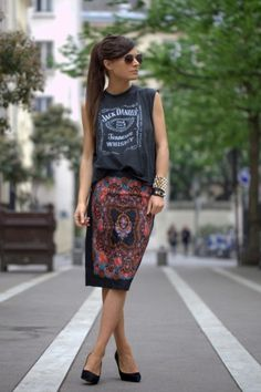 Graphic Tees with Style
