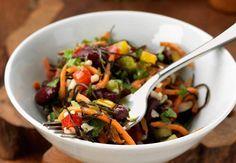 Salade CajunDécouvrez la recette de la salade Cajun