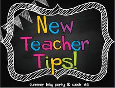 Kindergarten 1st Year Teacher Tips