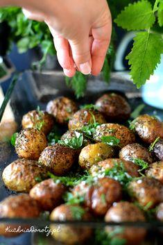 pieczone-młode-ziemniaki Ethnic Recipes