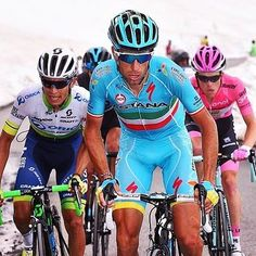 Giro d'Italia 2016 Stage 19 Nibali, Chaves, Kruiswijk, Nieve on top of d'Agnello