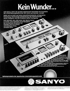 High End Audio, Hifi Audio, Boombox, Audiophile, Vintage Ads, Industrial Design, Cover Art, Designer, First Love