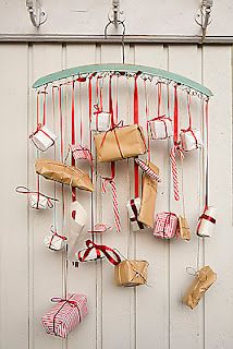 idea for advent calendar photo by mari eriksson