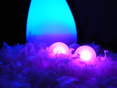 Rainbow Raindrop, LED Color Changing, Battery Operated $6.59 each / 12 for $6 each