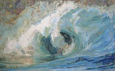 look closely---Art made from maps.....so awesome!  It's not the maps, it's that beautiful wave.
