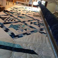Long Arm Quilting Machine Sewing Pfaff It Pinterest