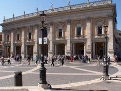 Musei Capitolini - Palazzo dei Conservatori